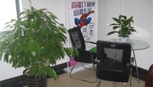 济南WEB前端培训中心学员的学习环境
